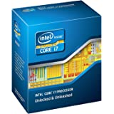 Intel I7-4820K - Procesador (10 MB Cache, 3.7 GHz, LGA 2011)