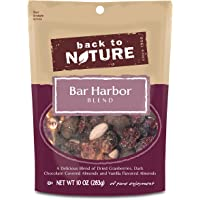 Back to Nature Trail Mix, Bar Harbor Blend, 9 Ounce (Pack of 9)