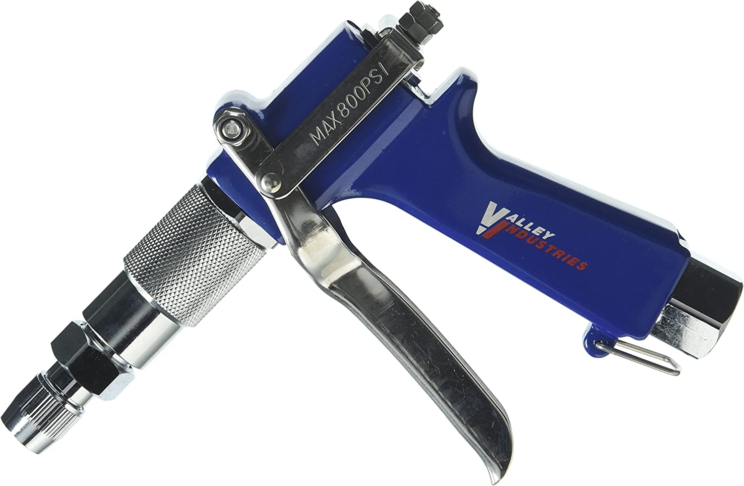 Valley Industries SG-PC-025 High Pressure Jet Spray Gun-800 PSI