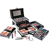 SHANY All In One Makeup Kit (Eye Shadow, Blushes, Powder, Lipstick & More) Holiday Exclusive