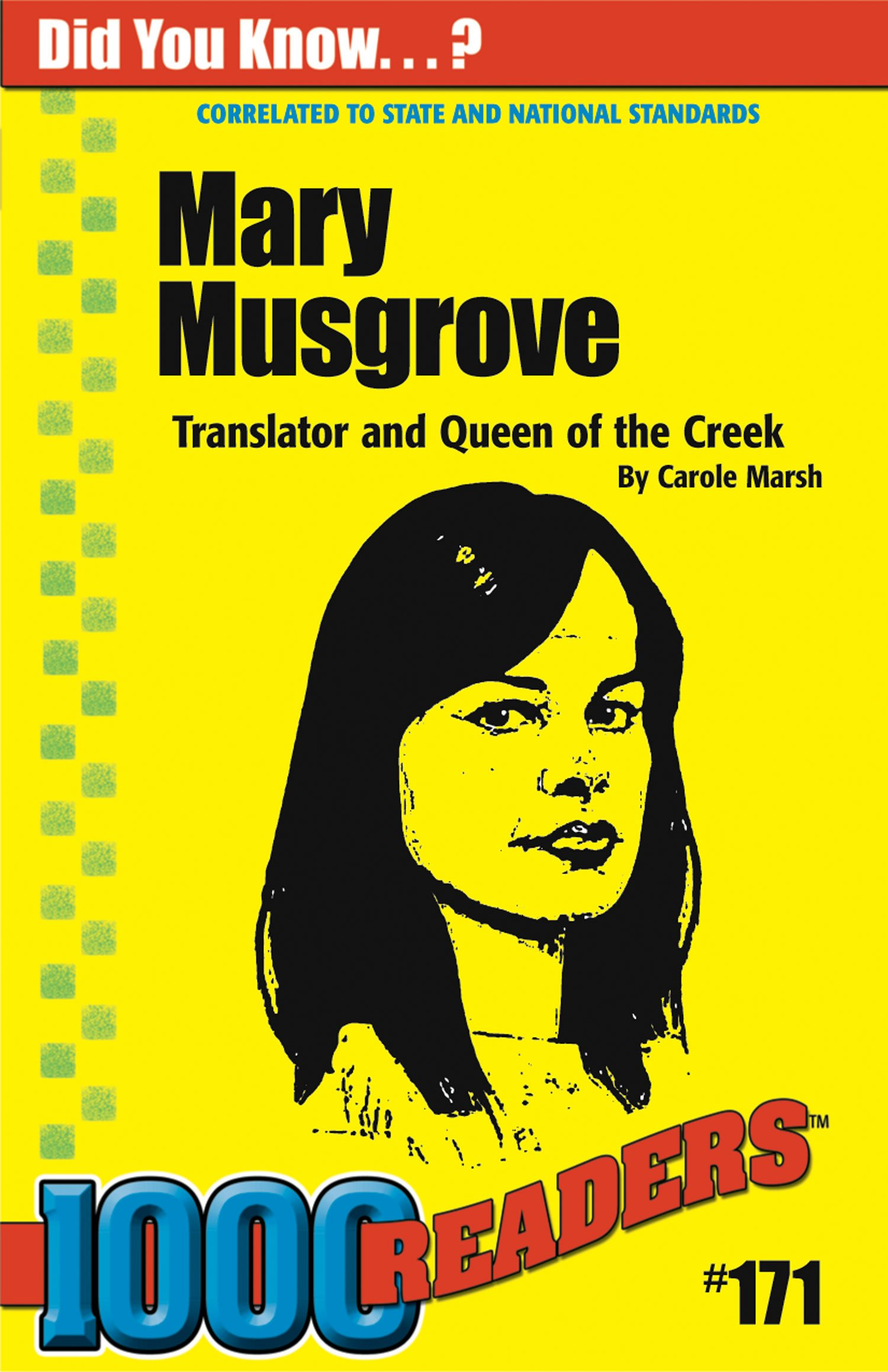Download Mary Musgrove: Translator and Queen of the Creek (171) (1000 Readers) ebook