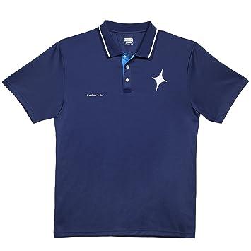 Polo Padel Star Blue: Amazon.es: Deportes y aire libre
