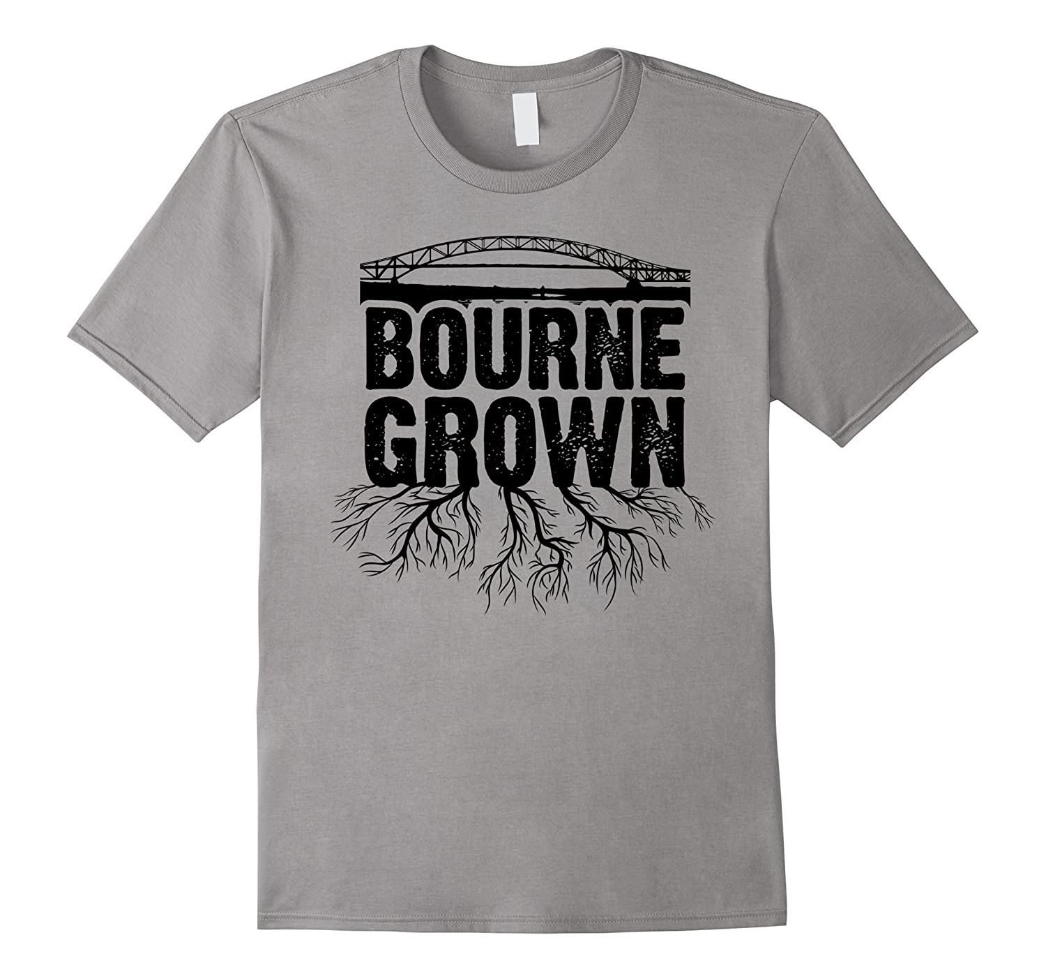 Bourne Grown T Shirt-TD