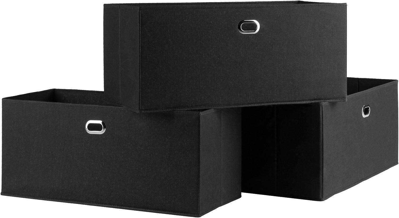 Winsome Wood Torino Storage/Organization, Black
