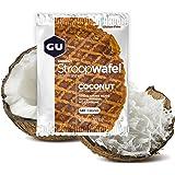 GU Energy Stroopwafel Sports Nutrition Waffle, Gluten Free Coconut, 1.1 Ounce Sample