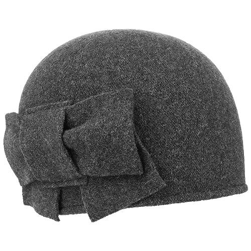 Gorro Lana Hervida Litika by Seeberger sombrero abatanadogorro abatanado sombrero abatanado