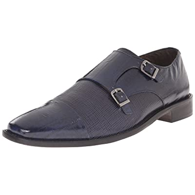Stacy Adams Men's Gardello Monk Strap | Oxfords