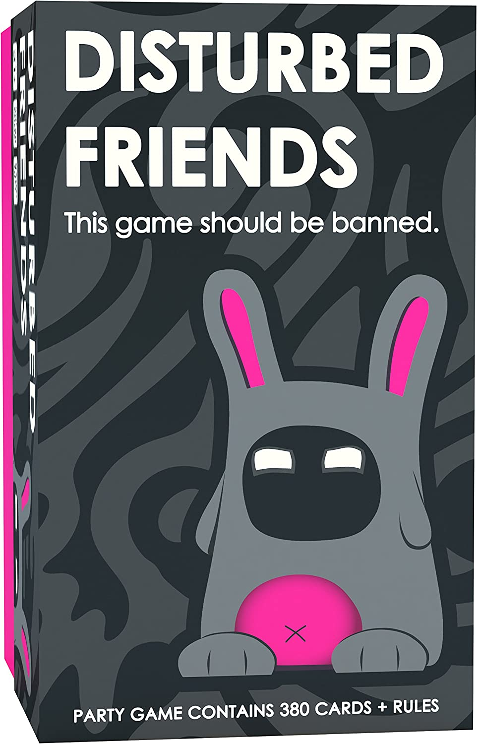 Disturbed Friends - This party game should be banned., Card Games - Amazon  Canada