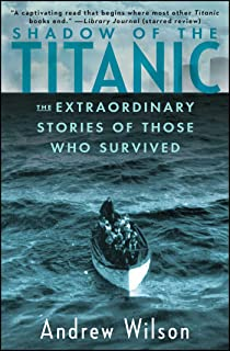 Titanic first accounts penguin classics deluxe edition shadow of the titanic the extraordinary stories of those who survived fandeluxe Image collections