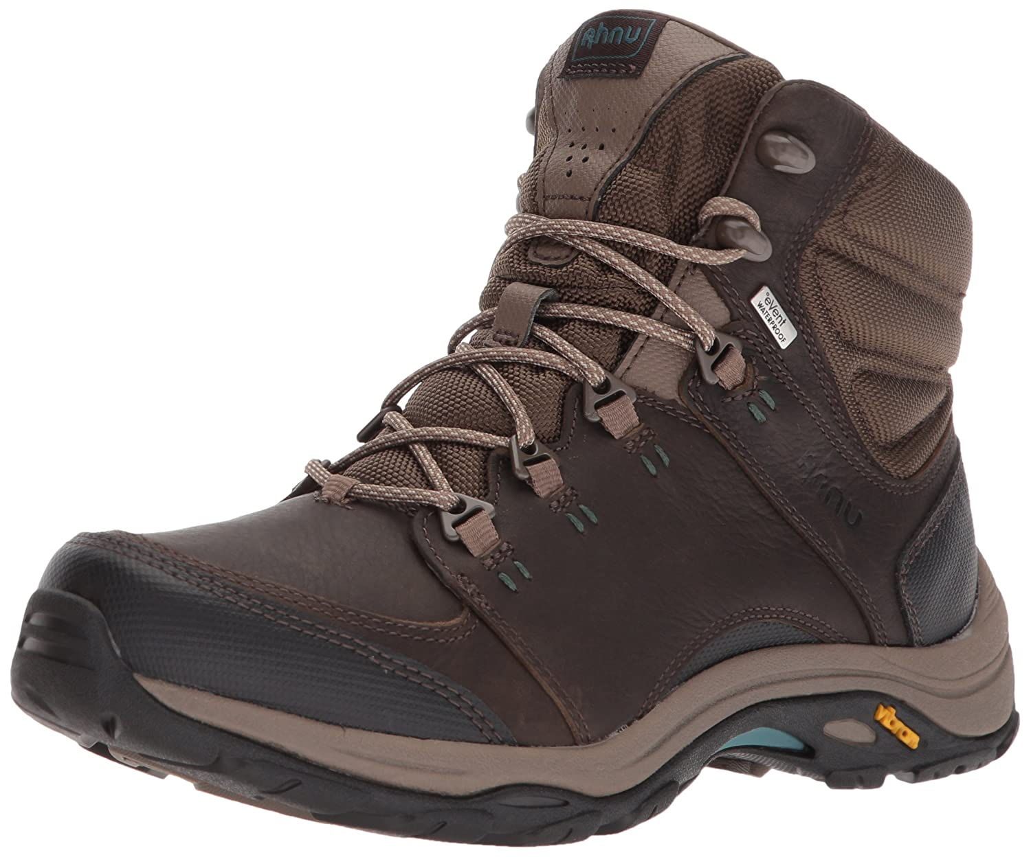 Ahnu Women's Mens Hiking Boot B071G3FDWY 10 B(M) US|Dark Brown