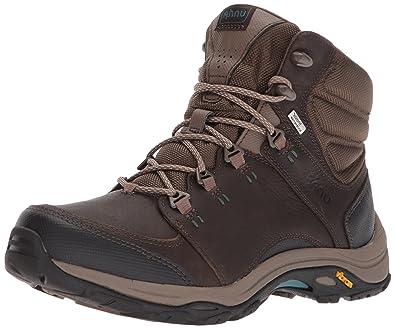 4cefc6912e65 Ahnu Women s Mens Hiking Boot Dark Brown 6 Medium US