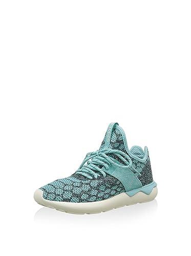 factory price 075f2 74ce2 Adidas Originals TUBULAR RUNNER PRIMEKNIT Grey Blue Unisex Sneakers Shoes:  Amazon.co.uk: Sports & Outdoors