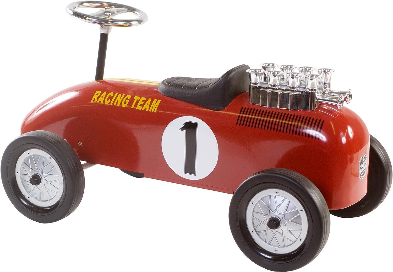 Juguetes de Montar 380 mm, 775 mm, 420 mm, 795 mm, 180 mm, 235 mm Retro Roller Racing Team Niki Apertura por Empuje Coche