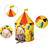 PIGLOO™ Circus Pop up Play Tent House for Kids Ages 3+ Years, 100x135cm, 1 Piece