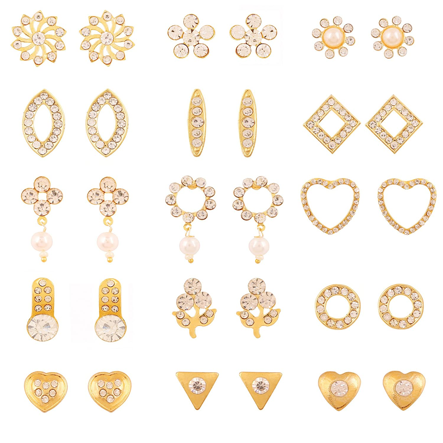 Earrings: Buy Earrings online at best prices in India - Amazon.in