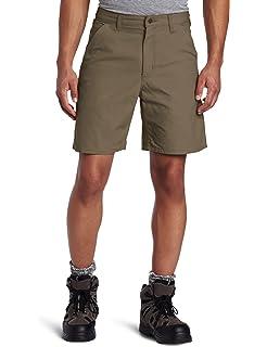 3c55343312 Carhartt Men's Lightweight Denim Utility Work Short at Amazon Men's ...