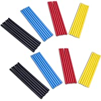 Rhythm Music Lummi Sticks - Four Colors - Enjoyable and Economic Way to Teach Kids and Children Rhythm and Music in The…