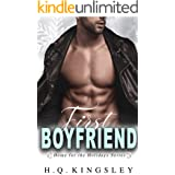First Boyfriend: An MM Holiday Romance (Home for the Holidays)