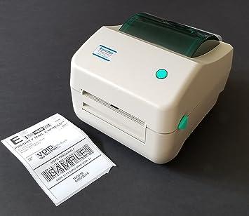 amazon com 4x6 shipping labelwriter thermal label printer 4xl usps