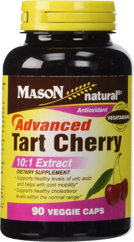 Amazon.com: Mason Vitaminas avanzada Extracto de cerezas ...