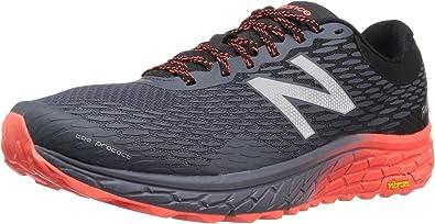 New Balance Mthier, Zapatillas de Running para Asfalto para Hombre, (Outer Space/Black/Alpha Orange), 43.5 EU: Amazon.es: Zapatos y complementos