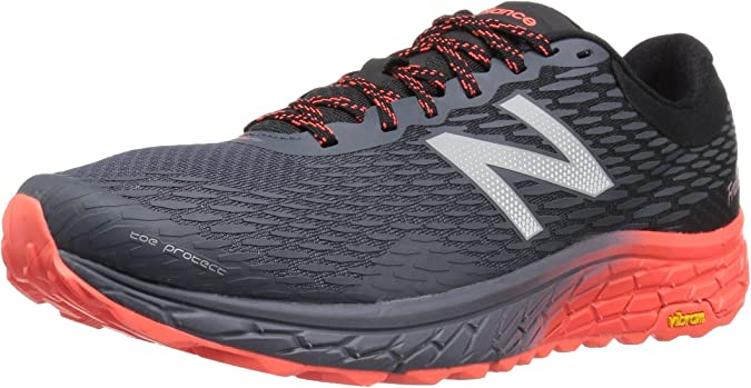 New Balance MTHIER, Zapatillas de Running para Asfalto para Hombre, (Outer Space/Black/Alpha Orange), 41 EU: Amazon.es: Zapatos y complementos