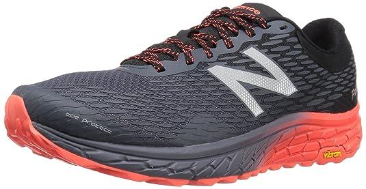 New Balance Mens Fresh Foam Hierro v2 Trail Running Shoes FantomFit Vibram Sole 7 wide (e)