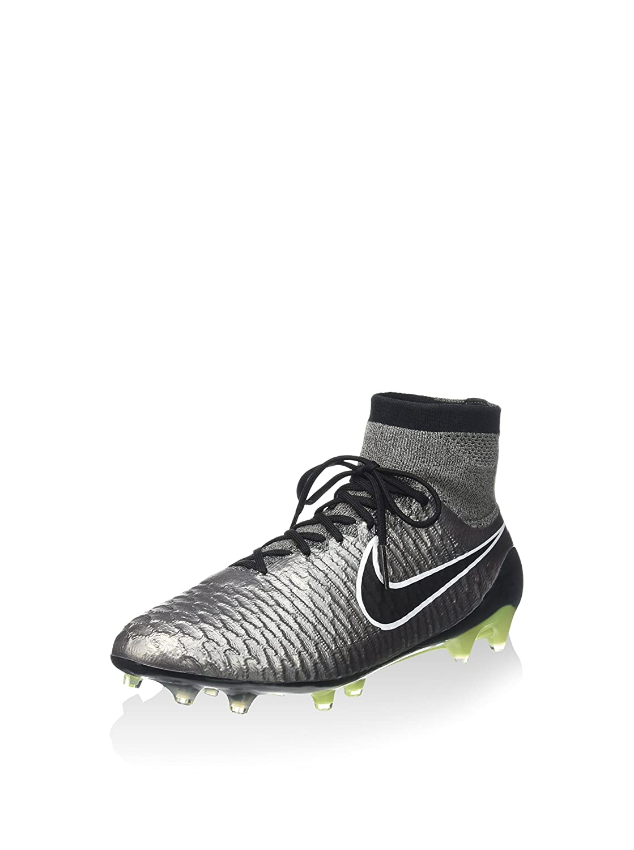Nike Magista Obra FG Scarpe da calcio metallic pewter