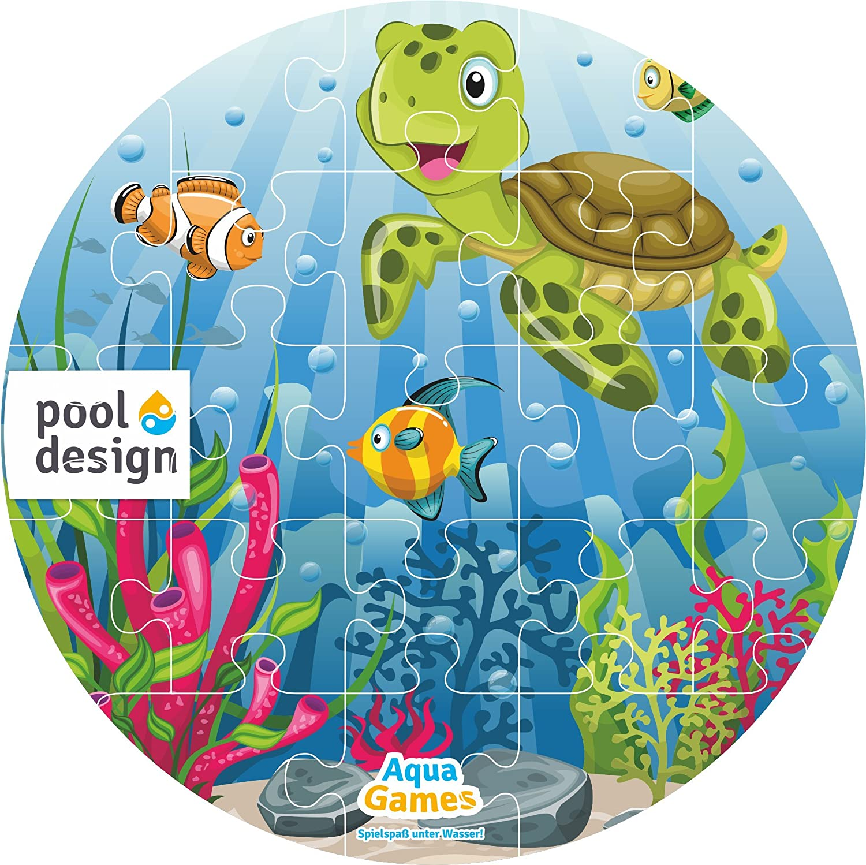 pool-design.eu Poolspiel * Aqua Games * Tauchspiel ...