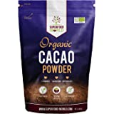 Organic Peruvian Raw Cacao | Premium Cocoa Powder 500G | Nature's Chocolate Powder Rich in Magnesium & Flavonoids | Made from Premium Criollo Beans | Ideal for Hot Chocolate, Smoothies & Baking