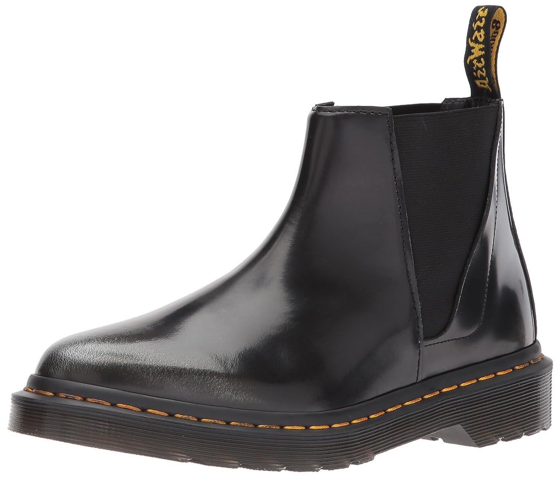 Dr. Martens Women's Bianca Chelsea Boot B01N1X11Q4 9 Medium UK (11 US)|Silver Arcadia