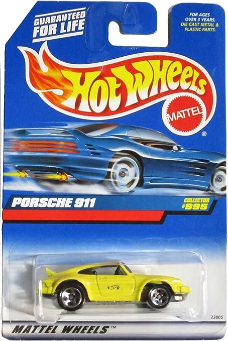 Hot Wheels Porsche Carrera Gt Orange Wal-Mart Exclusiv 1//64