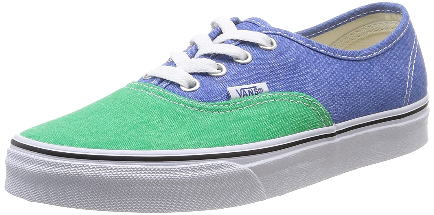 MultiCouleure (Fern vert Campanula) Vans Vans Vans U Authentic , paniers mode mixte adulte 5d0