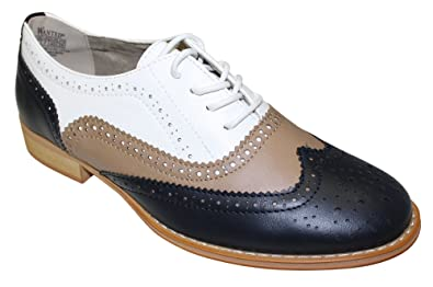 e72aa4d6cec Wanted Shoes Women s Babe Oxford