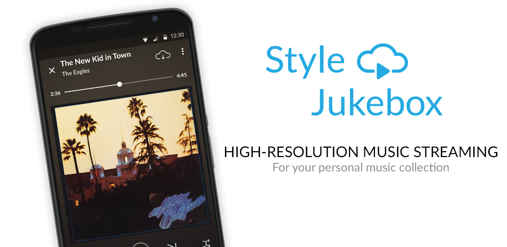 Style Jukebox - Store and Play your FLAC, MP3, M4A, ALAC