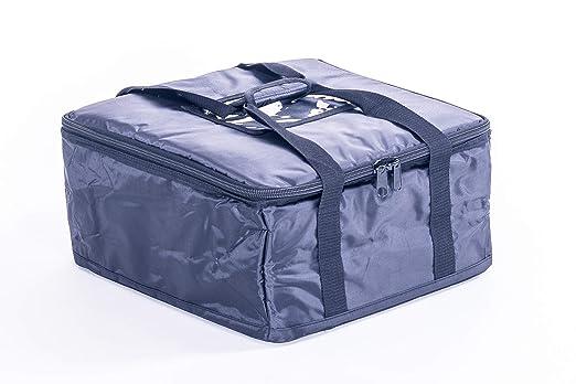 Bolsas de entrega para repartir comida caliente, aislamiento térmico, bolsas para entrega de alimentos, pizza T6