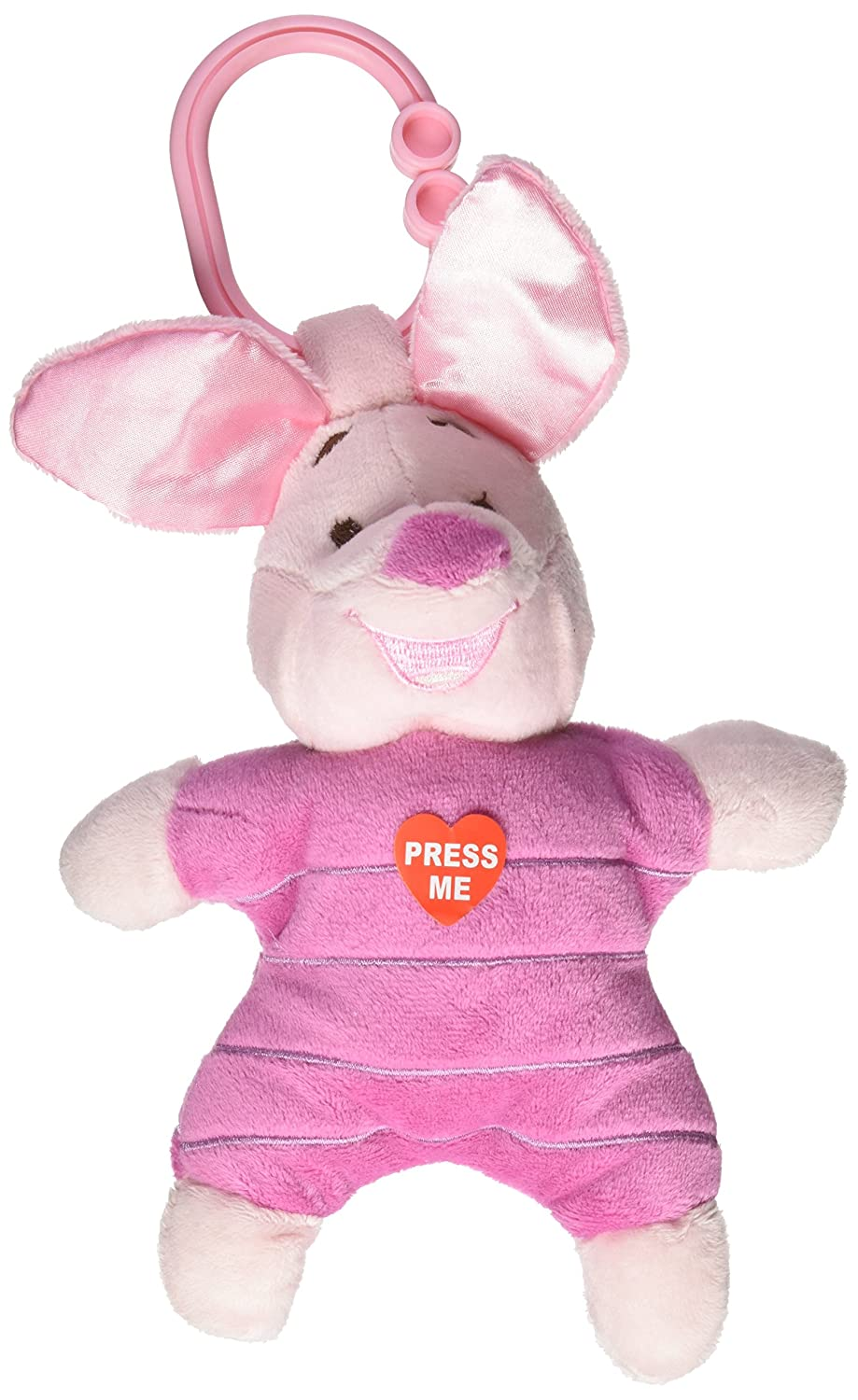 Attachable Light Up Musical Toy, Piglet by Kids Preferred