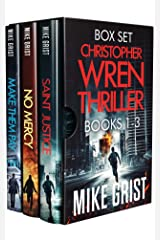 The Christopher Wren Thriller Series: Books 1-3 Kindle Edition