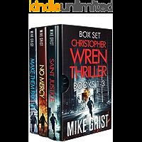 The Christopher Wren Thriller Series: Books 1-3