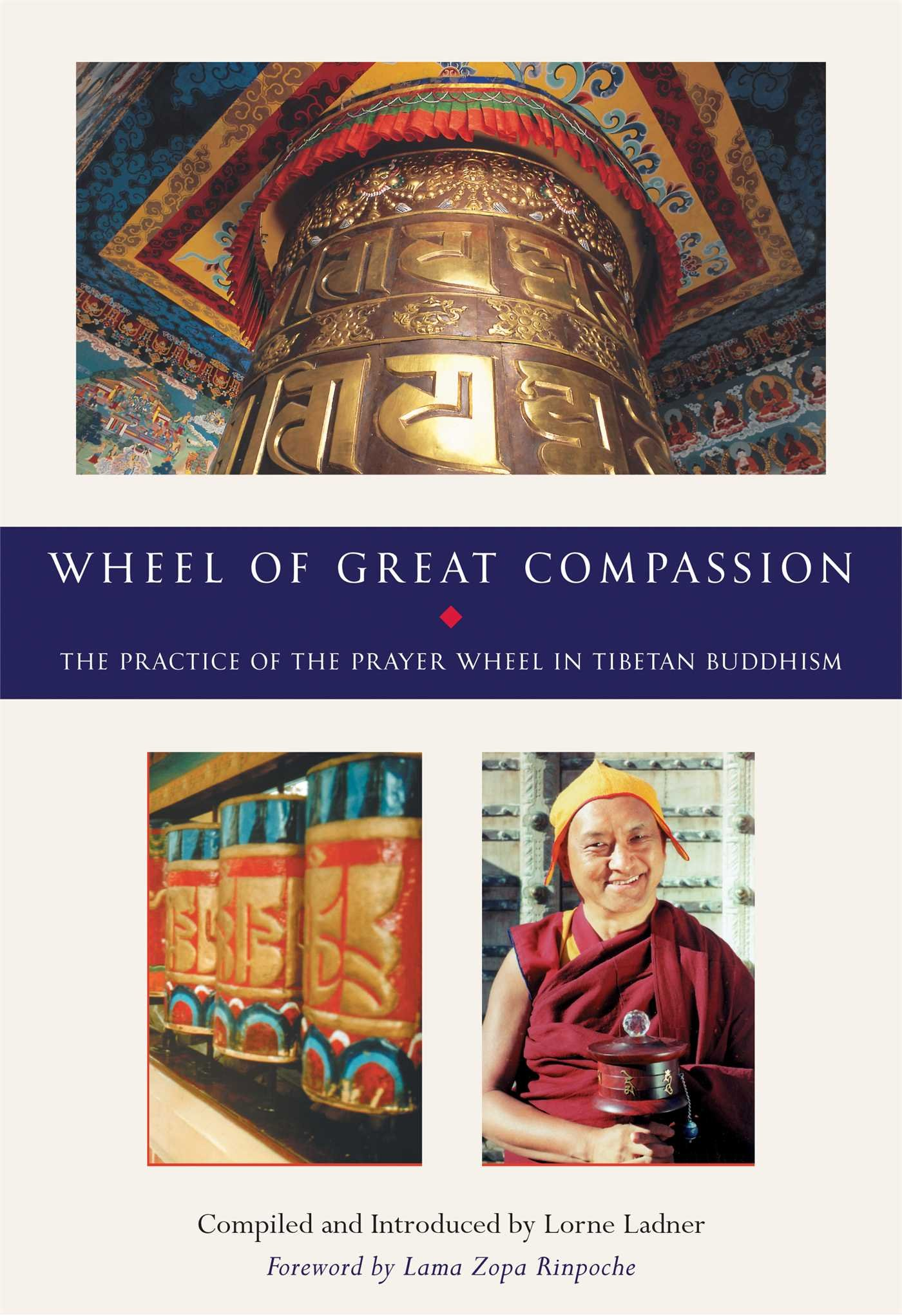Amazon com: The Wheel of Great Compassion (9780861711741