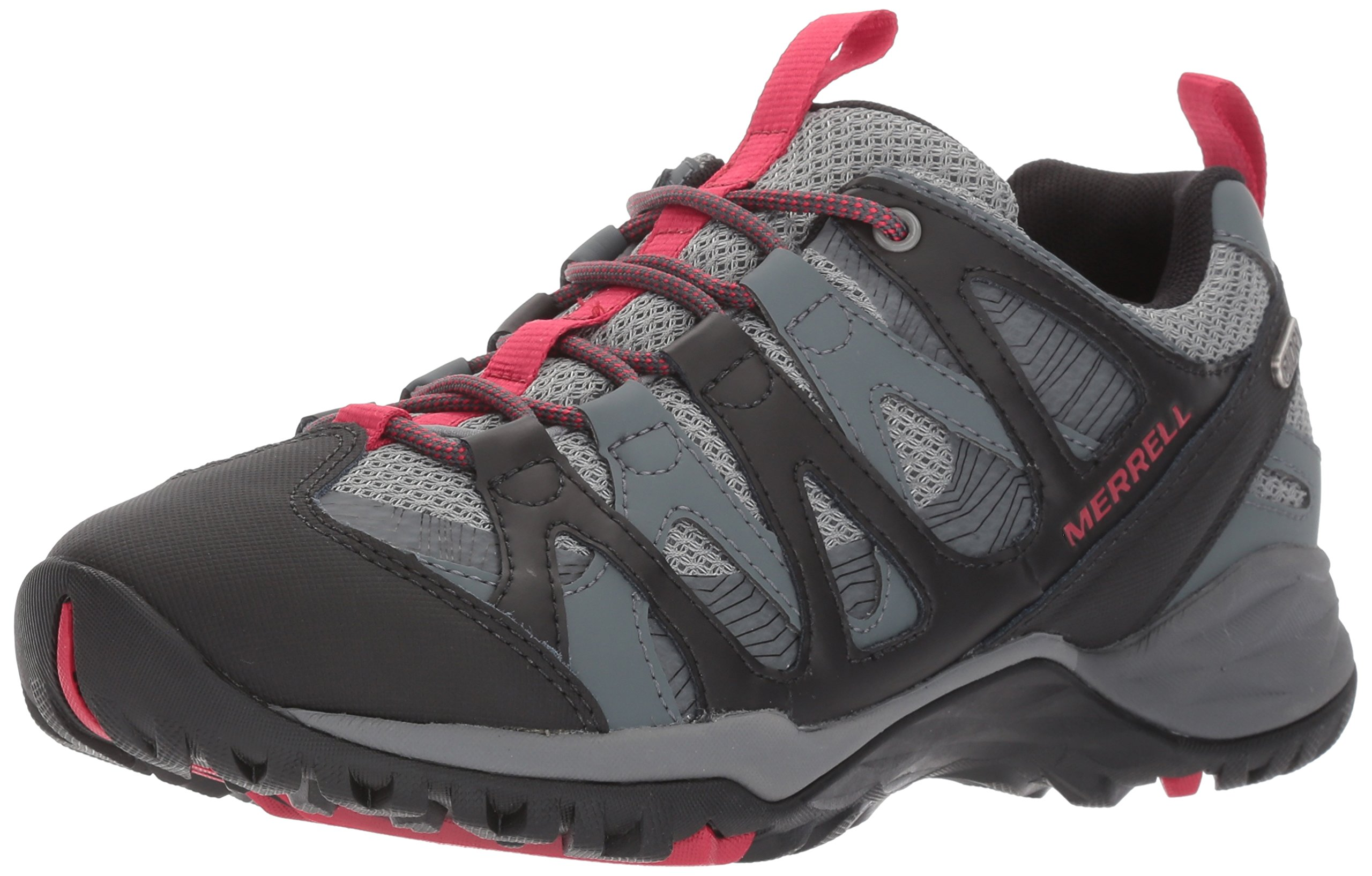 Merrell Women's Siren Hex Waterproof Hiking Shoe, Turbulence, 11 M US