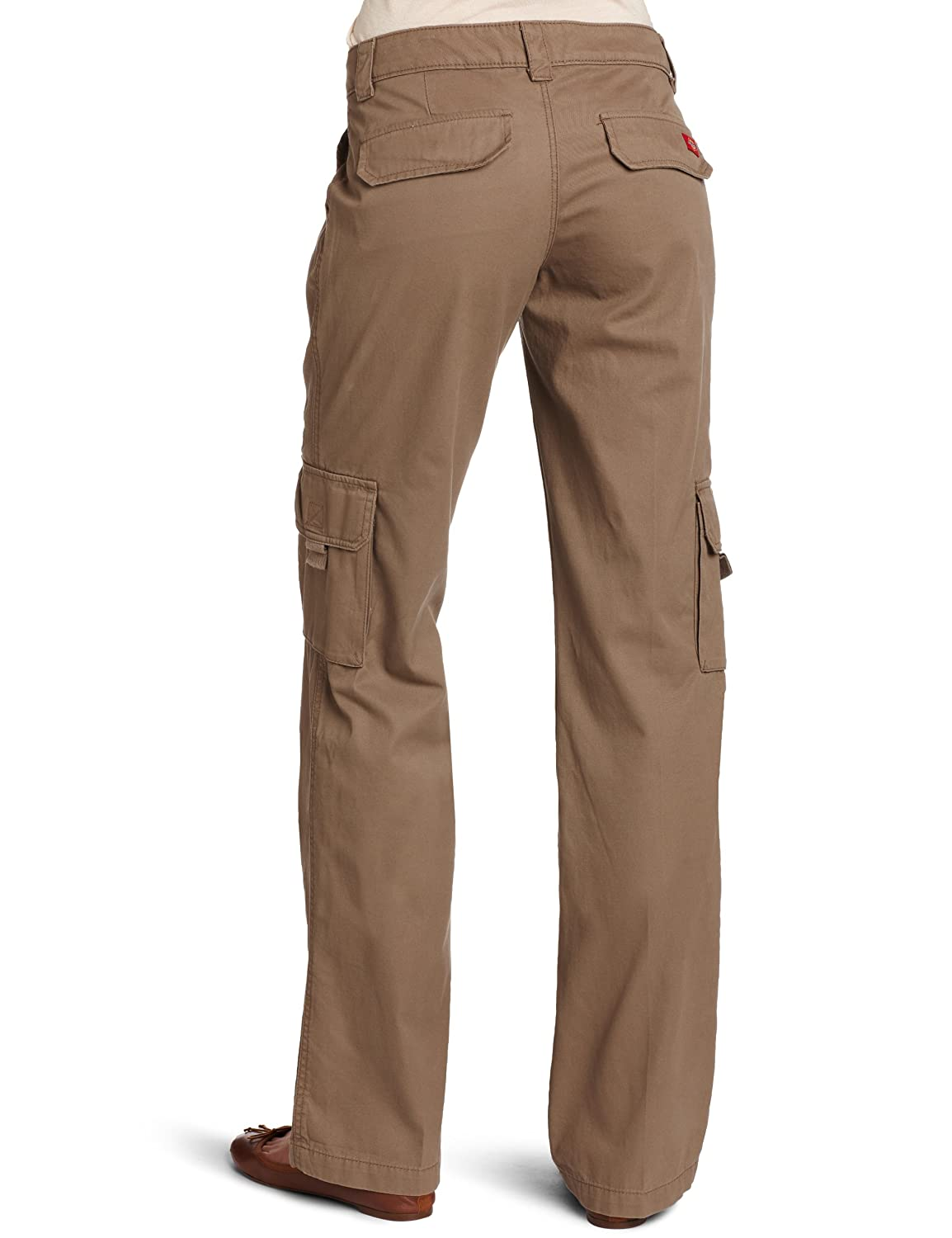 e7d57eb5085 Dickies Women s Relaxed Cargo Pant Khaki  Amazon.ca  Clothing   Accessories
