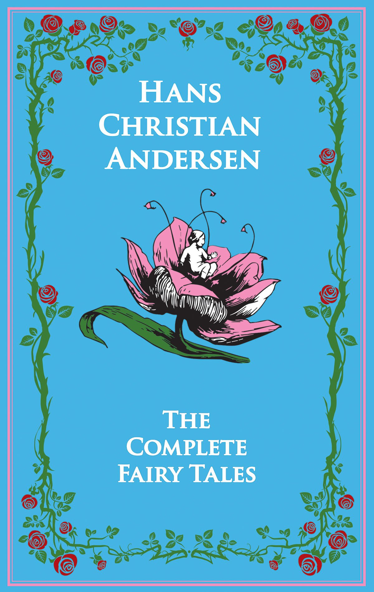 Hans Christian Andersen's Complete Fairy Tales (Leather-bound Classics) by Canterbury Classics (Image #2)