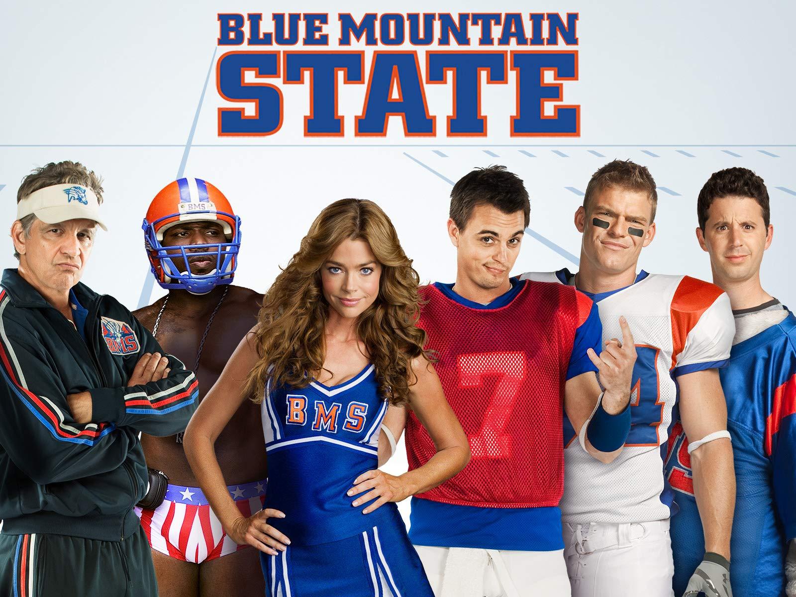 Blue Mountain State Netflix