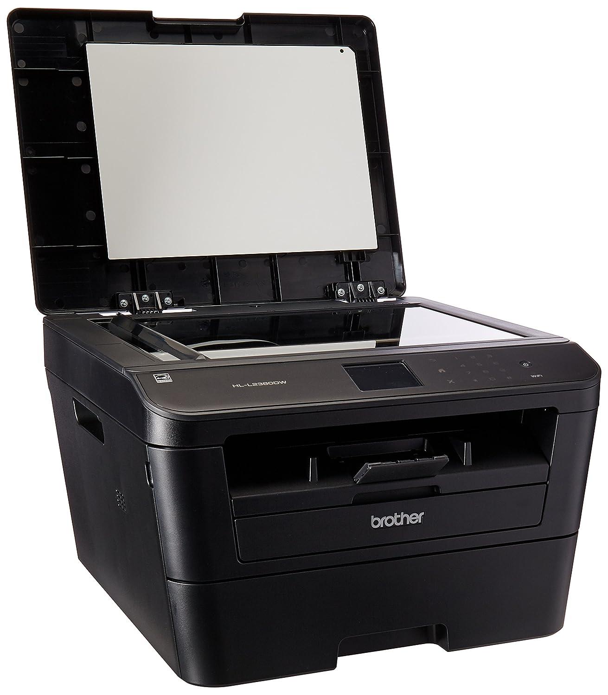 Color printing vs black and white cost - Amazon Com Brother Hl L2380dw Wireless Monochrome Laser Printer Amazon Dash Replenishment Enabled Electronics