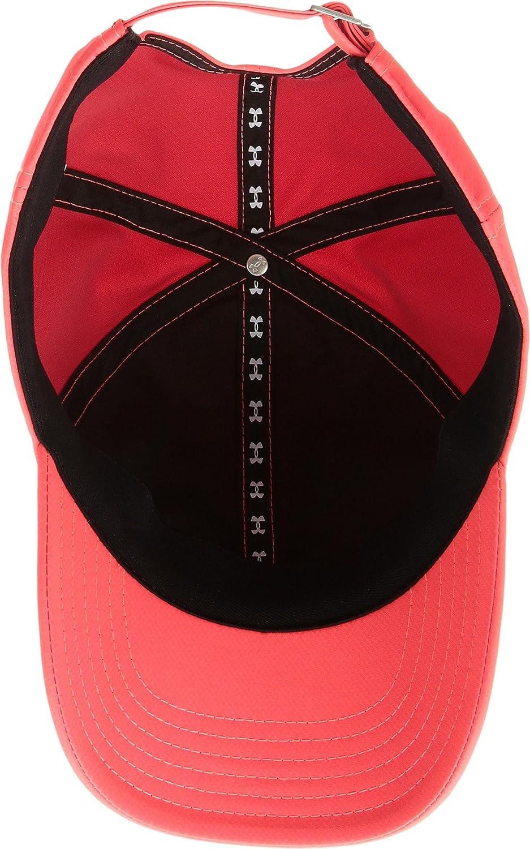 Under Armour Womens UA Renegade Cap Marathon Red//Black One Size