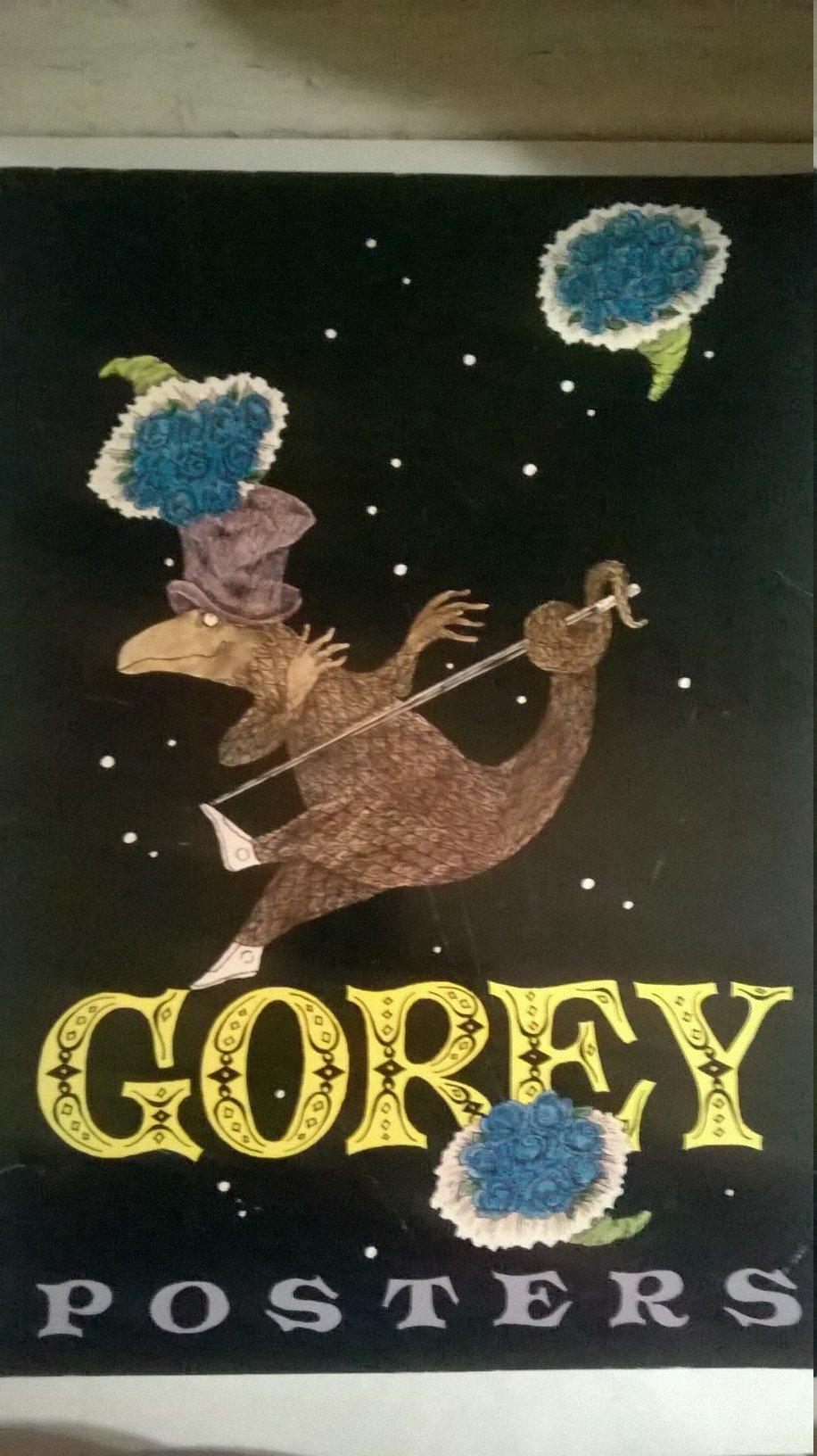 Posters: Amazon.es: Edward Gorey: Libros en idiomas extranjeros