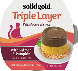 product image for Solid Gold Triple Layer Grain Free Wet Cat Food