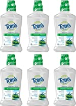 Tom's of Maine Wicked Fresh! Mouthwash, Natural Mouthwash, Cool Mountain Mint,