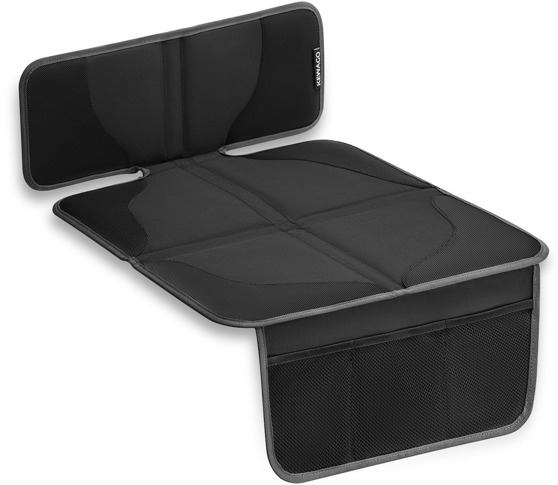 negro Almohadilla infantil para cintur/ón Inocua Para dormir en coches LIONSTRONG